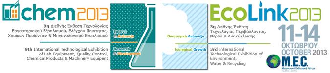 Chem & Ecolink 2013